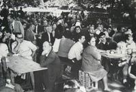 Socios del Centro Republicano Español de Mar del Plata
