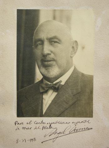 Embajador Ángel Ossorio y Gallardo