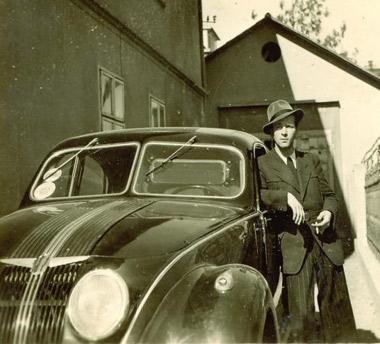 Herbert Fornezzi, Ljubljana, 1942