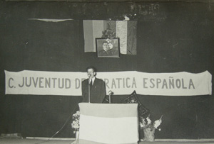 Luis Álvarez Yuste/Juventud Democrática Española