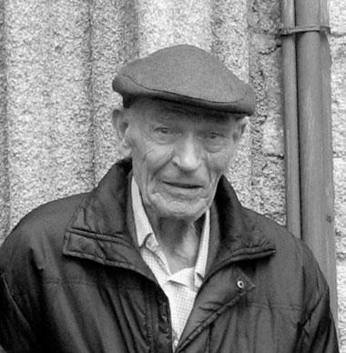 Bob Doyle, Inistioge 2008.